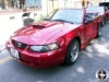 Ford Mustang GT Convertible - 2001